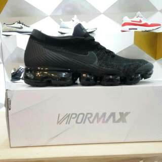 NIKE VAPORMAX ALL BLACK . 36 - 44 . ORIGINAL VIETNAM