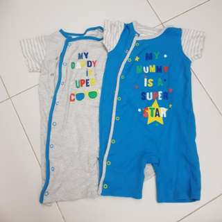 Mothercare Baby Romper 18 to 24 months