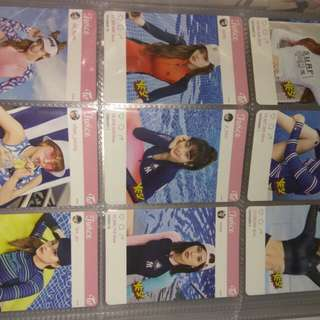 Twice yescard set