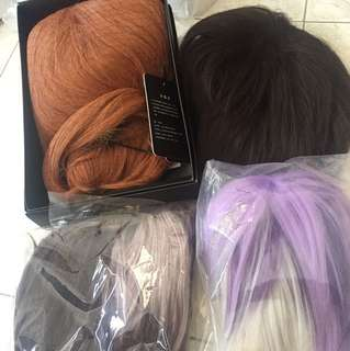 Wig clearance part 3