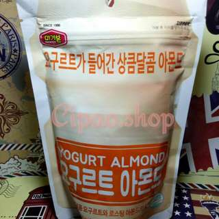 Snack Yogurt Almond korea