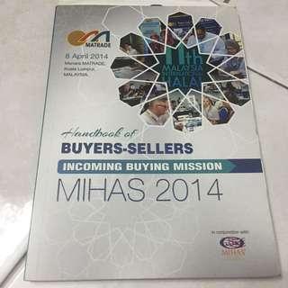 MIHAS Handbook of buyers-sellers