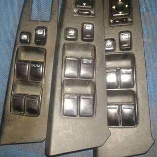 Main Switch Power Window Skyline R34 4door Sedan