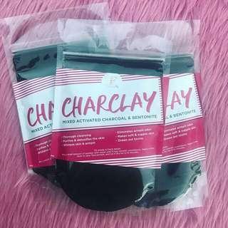 CharClay Facial Clay Mask