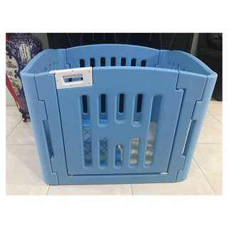 Dog crate (Foldable)