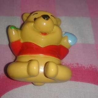 Winnie d pooh toothbrush holder