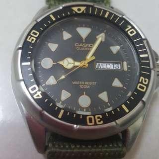 Casio Diver Vintage MD 502