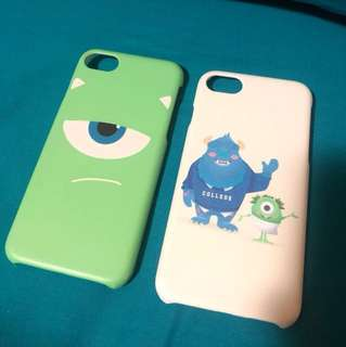 Monster inc case for iphone7