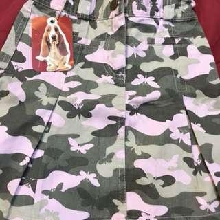 BNWT Hush Puppies Woven Skirt