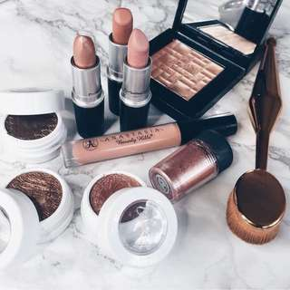 Tons of instock authentic cosmetics available here