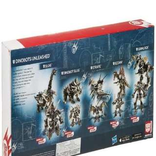 Transformer age of extinction-dinobot unleashed