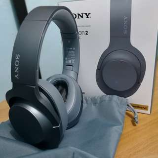Sony h.ear on 2 Headset (wh-h900n)