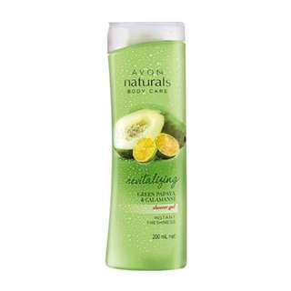 Naturals Shower Gels 200 mL