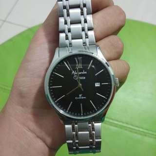 Jam tangan baru gak pernah dipakai