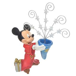 Japan Disneystore Disney Store Mickey Mouse Fantasia D23 Expo Clip Stand