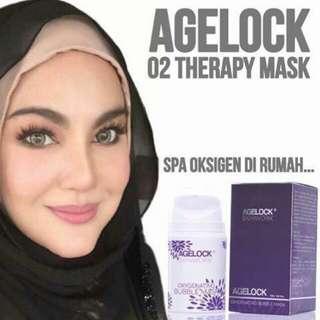 AGELOCK SKINWORK Oxygenating Bubble Mask - 50ml