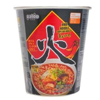 韓國PALDO 火杯麵