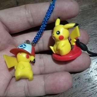 Pokemon pikachu mobile charm