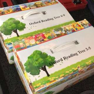 Brand new in box oxford reading tree level 3-5