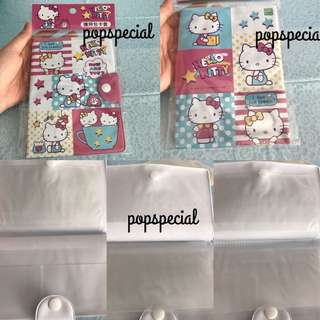 Last PCS Left Hello Kitty Multi Purpose Passport Pouch