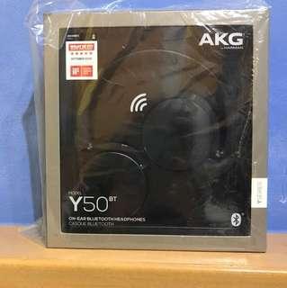 BRAND NEW Y50bt On-ear Bluetooth Headphones