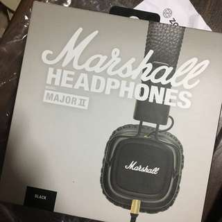 AVAILABLE NOW! Marshall Major 2