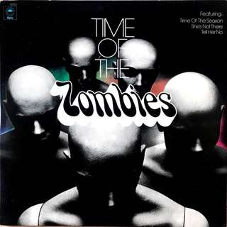 Zombies Vinyl Record