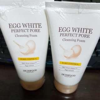 Korea Egg white perfect pore cleansing foam