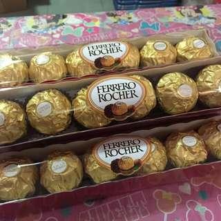 Ferrero x6