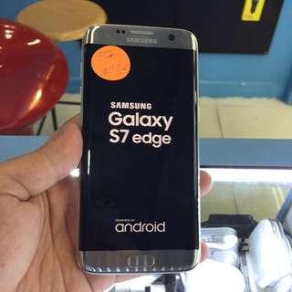 Samsung S7 Edge (Silver)
