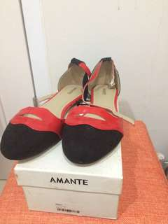 Preloved amante shoes