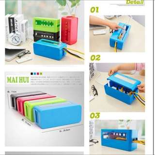 Cable Box (Blue)