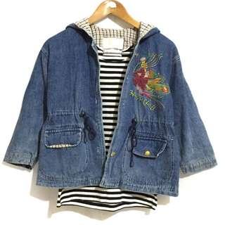 Kiddo jaket jeans