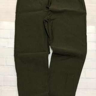 大童 國民服飾 👖九分內刷毛褲👖