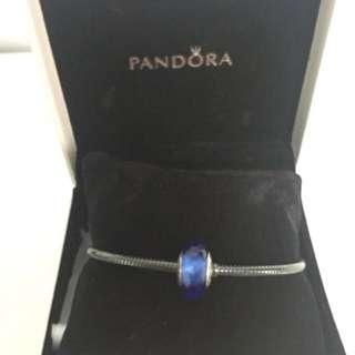 Pandora Bracelet (Oxidized)