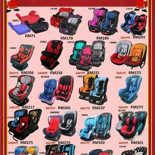 CNY CARSEAT OFFER