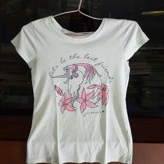 Giordano girls shirt