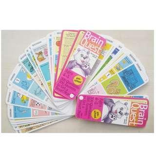 Mainan Anak Kartu Edukasi Bahasa Inggris