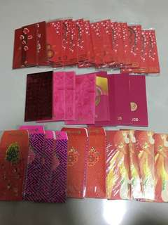Sales -  red packets