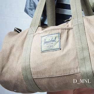 Original Herschel Duffle Bag