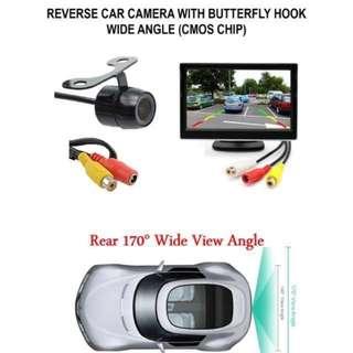 Reverse car camera - Car Rear camera - Car Lcd monitor - Car camera recorder  - Reverse camera with screen
