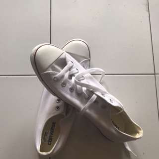 Converse CT Lean Ox White