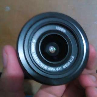 Lumix 12-32mm for m43