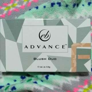 EB Advance Blush Duo in Golden Goddess