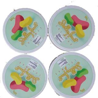 Esme Coldwax Jelly fruit
