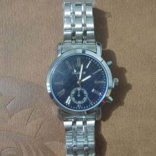 Men's Watch - Silver