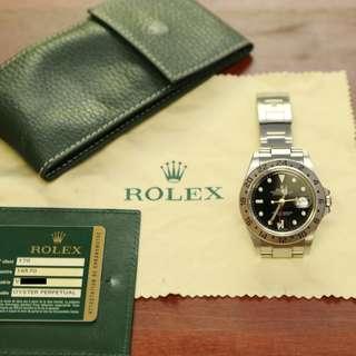 Rolex Explorer II 16570-3186 (2009)