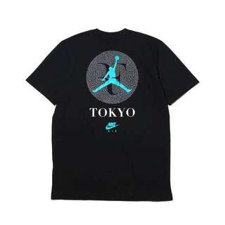 2017限量版 Nike Lab Air Jordan x Roger Federer tee 100%全新