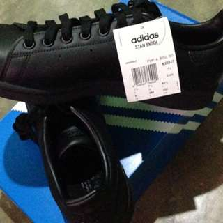 Original Adidas Stan Smith Black