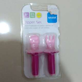 Mam mini utensil 6m+
